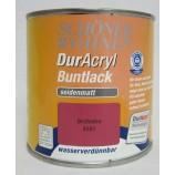 DurAcryl Buntlack seidenmatt Orchidee 125 ml