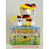 Geschenkset Eckball für Fußballer