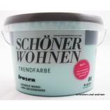 Schöner Wohnen Trendfarben- Frozen matt -1 l
