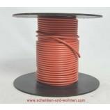 Schweißschnur 4 mmx5m PVC Medium Brown 0646 Meterware
