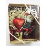 """Geschenke-Box  """"Frohes Fest"""" sortiert"""