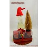 Geschenk-Set Beeren-Perlwein, Kerzenset und Mini-Tanne