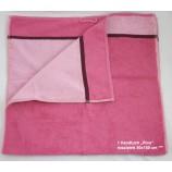 1 Handtuch Riva, rosa/pink 50x100 cm