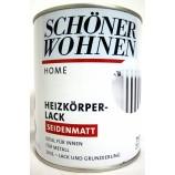 Home Heizkörperlack 750 ml, weiß, seidenmatt, Acryllack SW