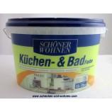 Küchen- und Badfarbe Fresh matt 2,5 l Schöner Wohnen