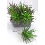 Kaktuszweig - Kunstblume Grün ca. 20 cm