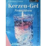 Bastelbuch Kerzen-Gel Neue Ideen