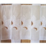 Kurzgardine - Panneaux  ecru, ca. 40 cm hoch