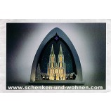 "Lichterspitze LED  ""Kölner Dom"" 52 x 53,5 x 9 cm (L/H/T)"