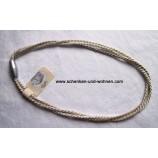 Raffhalter mit Magnetverschluss 64/32 cm weiß/creme/hellbraun Fb. 2910
