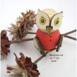 Kuhnert - Minieule rot - Neuheit 2018 ca. 7 cm