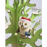 Kuhnert - Minieule Weihnachtsmann - Neuheit 2018 ca. 7 cm
