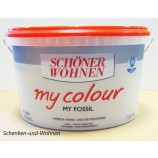 Schöner Wohnen - my colour Wandfarbe matt - 7516 My Fossil, 5 L