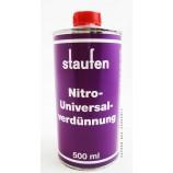 Nitro - Universalverdünnung 500 ml - UN 1263 -ADR KL.3/II