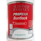ProfiDur Buntlack RAL 9001 cremeweiß hochglänzend 125 ml Kunstharzlack
