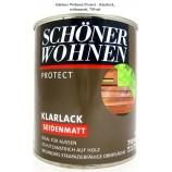 Protect Klarlack - Alkydharzlack, seidenmatt, farblos, 750 ml