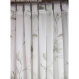 Schlaufenschal Lea 145 x 245 cm (B/H) Fb. 408 Taupe, Creme