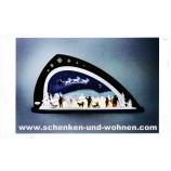 """Schwibbogen LED """"Santa Claus"""" 66 x 33,8 x 6 cm (L/H/T)"""