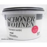 Schöner Wohnen Trendfarben Wool 2,5 l matt - Touch Protect-Ausstattung