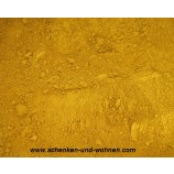 Trockenfarbe Farbpigment 100 g Goldocker