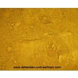 Trockenfarbe Farbpigment 100 g Goldocker hell