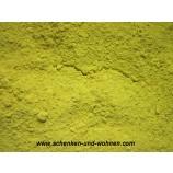 Trockenfarbe Farbpigment 100 g Zitronengelb