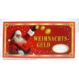 """XXL-Gutschein Geldgeschenk Umschlag """"Weihnachtsgeld"""""""