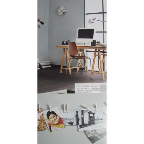 Beton-Optik Effektspachtel Grau 1 Kg Schöner Wohnen